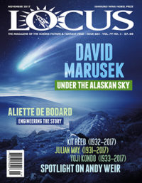 Locus November 2017 (#682) cover - click to view full size