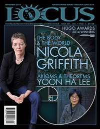 Locus September 2014 (#644) cover - click to view full size