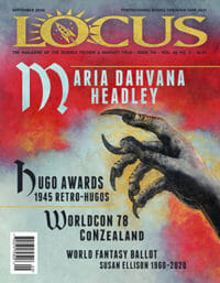 Locus September 2020 (#716) cover - click to view full size