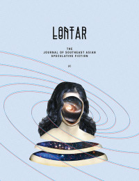 LONTAR: The Journal of Southeast Asian Speculative Fiction – Issue 6 cover - click to view full size
