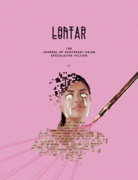 LONTAR: The Journal of Southeast Asian Speculative Fiction – Issue 7 cover - click to view full size