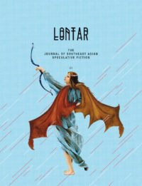 LONTAR: The Journal of Southeast Asian Speculative Fiction – Issue 9 cover - click to view full size