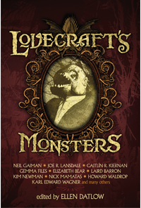 Lovecraft's Monsters cover - click to view full size