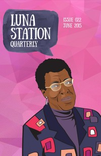 Luna Station Quarterly – Issue 22 cover - click to view full size
