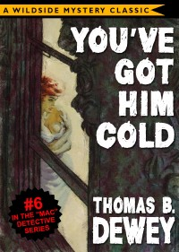 Mac Detective Series 06: You've Got Him Cold cover - click to view full size