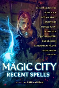 Magic City: Recent Spells cover - click to view full size