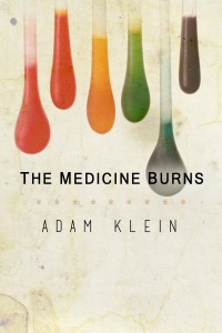 Medicine Burns cover - click to view full size