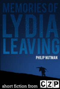 Memories Of Lydia, Leaving cover - click to view full size