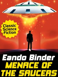 Menace of the Saucers cover - click to view full size