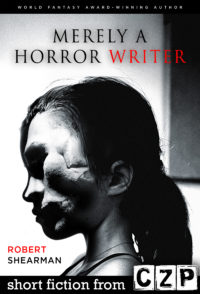 Merely a Horror Writer cover - click to view full size