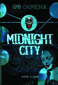 Midnight City: Corpse Blossom cover - click to view full size