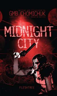 Midnight City: Flesh Tree cover - click to view full size