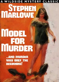 Model for Murder cover - click to view full size