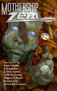 Mothership Zeta Magazine – Issue 2 cover - click to view full size