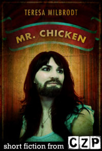 Mr. Chicken cover - click to view full size