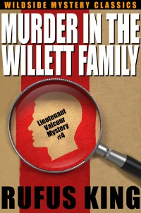 Murder in the Willet Family cover - click to view full size