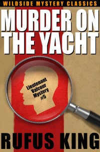 Murder on the Yacht cover - click to view full size