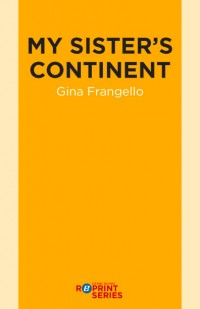 My Sister's Continent cover - click to view full size