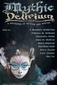 Mythic Delirium 0.1 cover - click to view full size