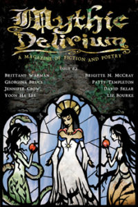 Mythic Delirium 0.2 cover - click to view full size