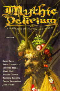 Mythic Delirium 0.4 cover - click to view full size
