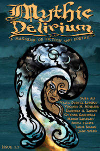 Mythic Delirium 1.1 cover - click to view full size