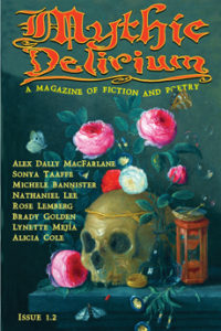 Mythic Delirium 1.2 cover - click to view full size