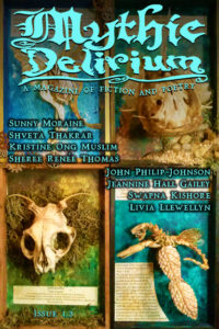 Mythic Delirium 1.3 cover - click to view full size