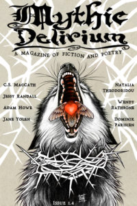 Mythic Delirium 1.4 cover - click to view full size