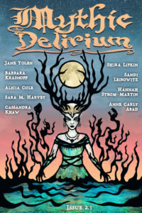 Mythic Delirium 2.1 cover - click to view full size