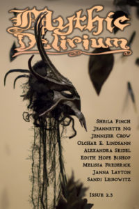 Mythic Delirium 2.3 cover - click to view full size