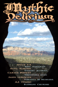 Mythic Delirium 2.4 cover - click to view full size