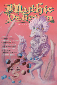 Mythic Delirium 3.1 cover - click to view full size