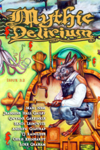 Mythic Delirium 3.2 cover - click to view full size