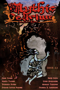 Mythic Delirium 3.3 cover - click to view full size