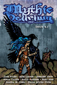 Mythic Delirium 4.1 cover - click to view full size