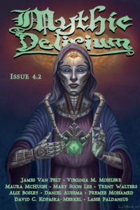 Mythic Delirium 4.2 cover - click to view full size