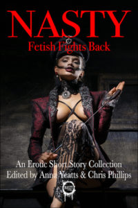 NASTY: Fetish Fights Back cover - click to view full size
