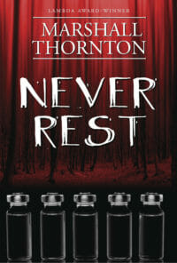 Never Rest cover - click to view full size