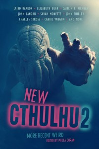 New Cthulhu 2: More Recent Weird cover - click to view full size