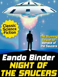 Night of the Saucers cover - click to view full size