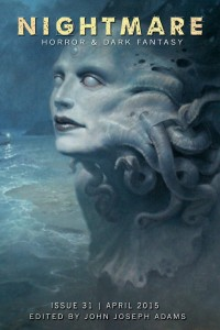 Nightmare Magazine Issue 31 cover - click to view full size