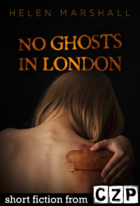 No Ghosts in London cover - click to view full size