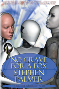 No Grave For A Fox cover - click to view full size
