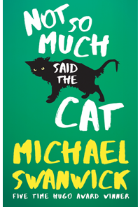 Not So Much, Said the Cat cover - click to view full size