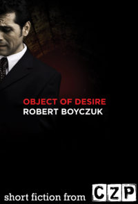 Object of Desire cover - click to view full size
