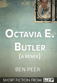 Octavia E. Butler cover - click to view full size