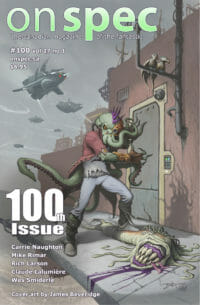 On Spec Magazine Issues #76 to #100 Bundle cover - click to view full size