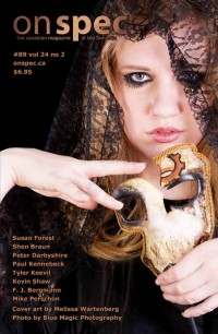 On Spec Magazine – Summer 2012 #89 vol 24 no 2 cover - click to view full size