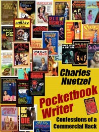 Pocketbook Writer: Confessions of a Commercial Hack cover - click to view full size